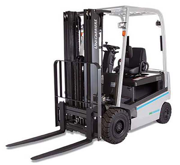 Unicarriers Forklift - Platinum Qx Electric Forklift