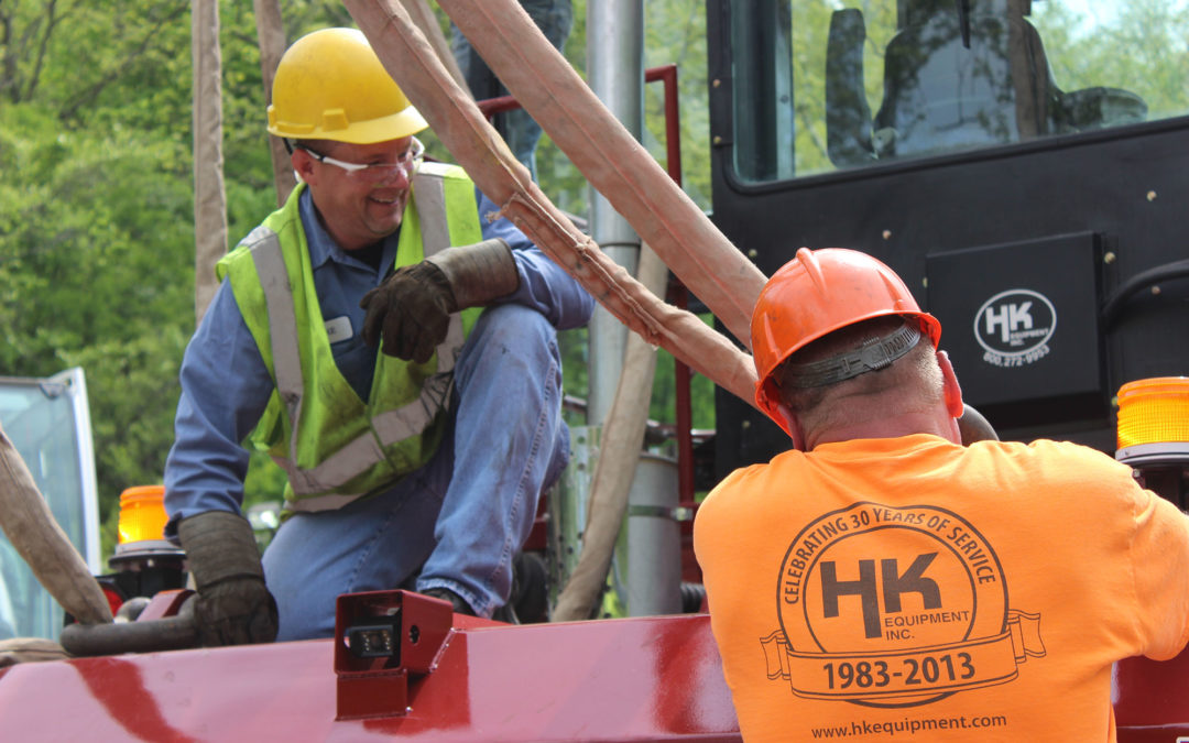 H&K Equipment Group Introduces 'Lifts' to Core Values