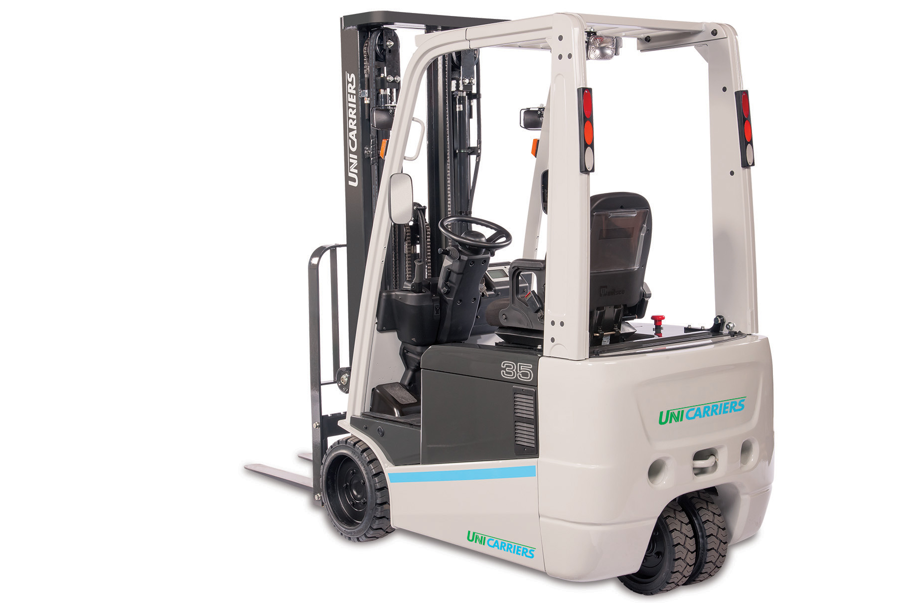 Unicarriers Forklift - Tx-m 3-wheel Electric Forklift